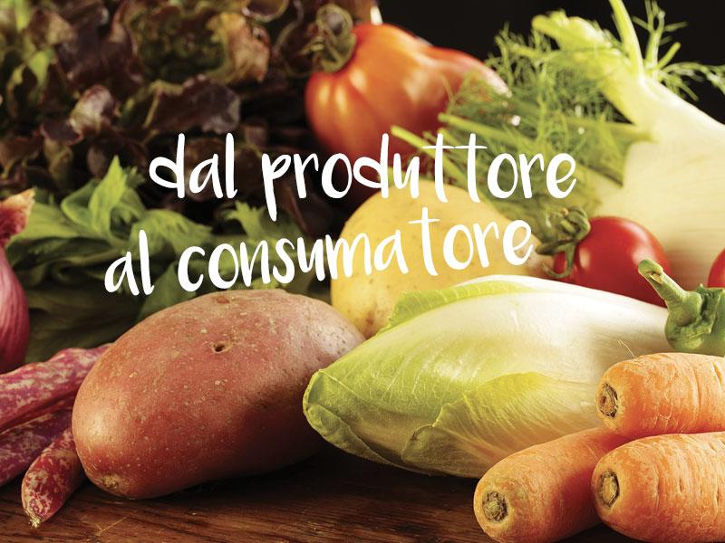 dal produttore al consumatore - agricobi