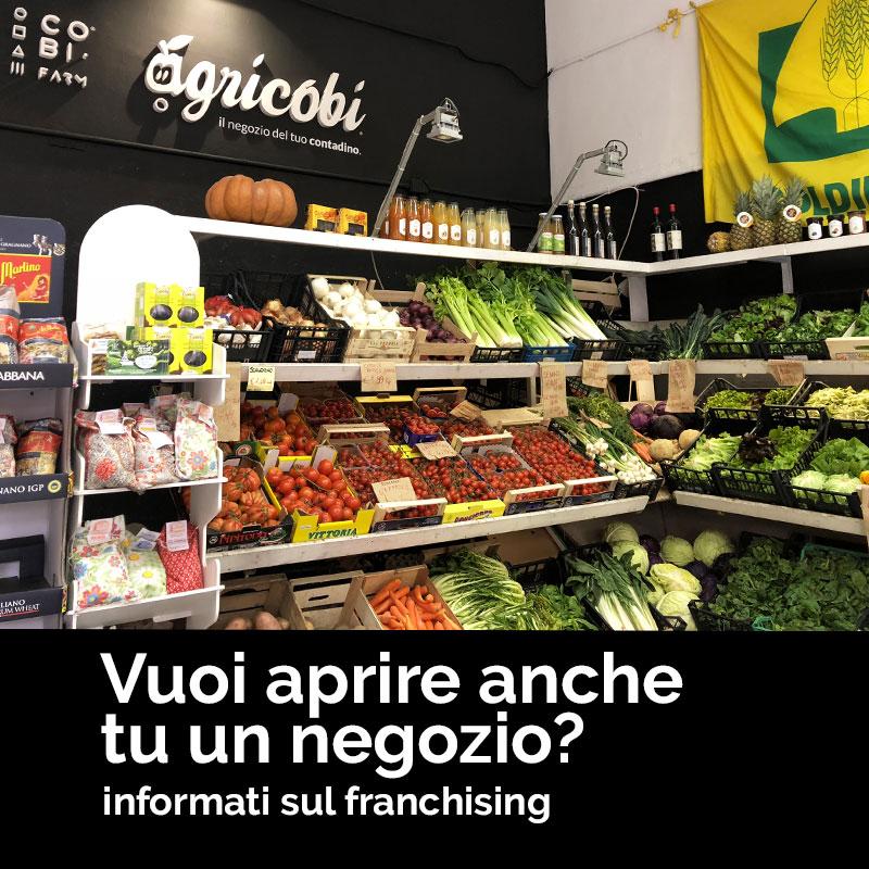 aprire un negozio agricobi in franchising